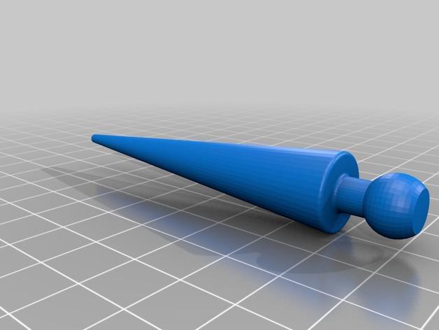 Ogo迷你金鱼模型 3D模型  图6
