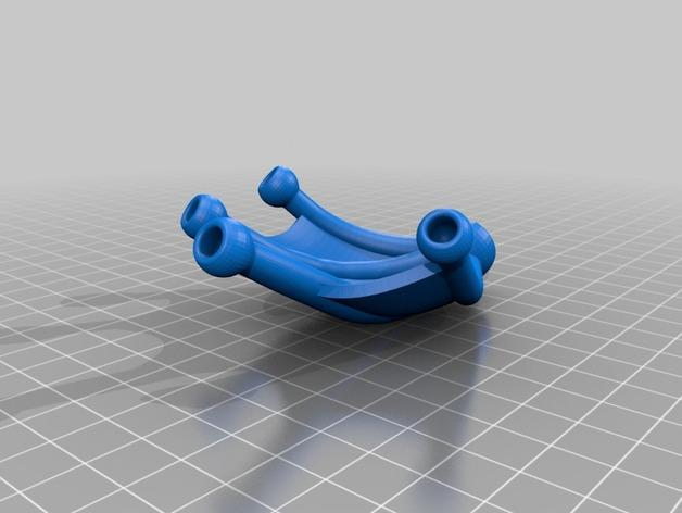 Ogo迷你金鱼模型 3D模型  图8