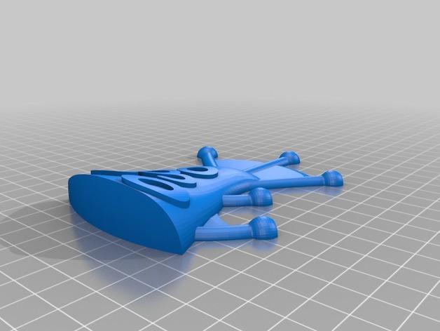 Ogo迷你金鱼模型 3D模型  图10