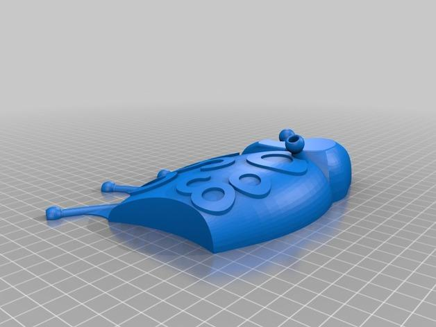 Ogo迷你金鱼模型 3D模型  图11