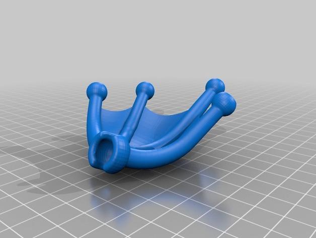 Ogo迷你金鱼模型 3D模型  图12