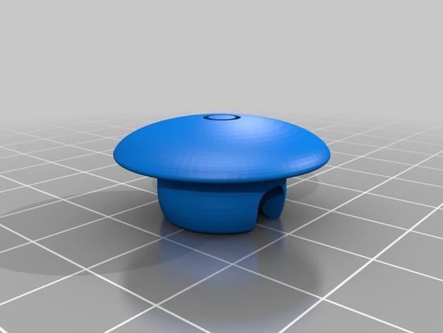 Ogo迷你金鱼模型 3D模型  图13