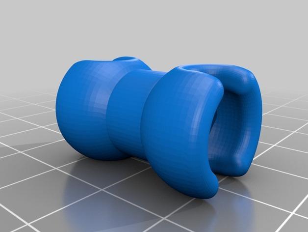 Ogo迷你金鱼模型 3D模型  图15