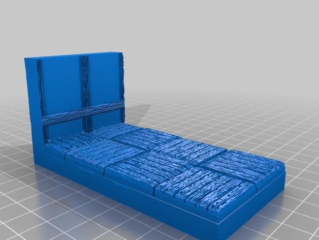 OpenForge都铎王朝墙砖模型 3D模型  图11