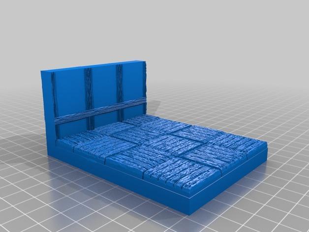 OpenForge都铎王朝墙砖模型 3D模型  图15