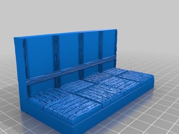 OpenForge都铎王朝墙砖模型 3D模型  图17