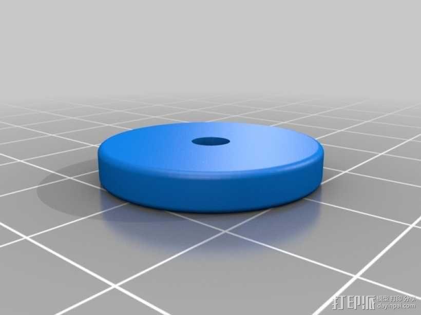 迷你玩具火车模型 3D模型  图7