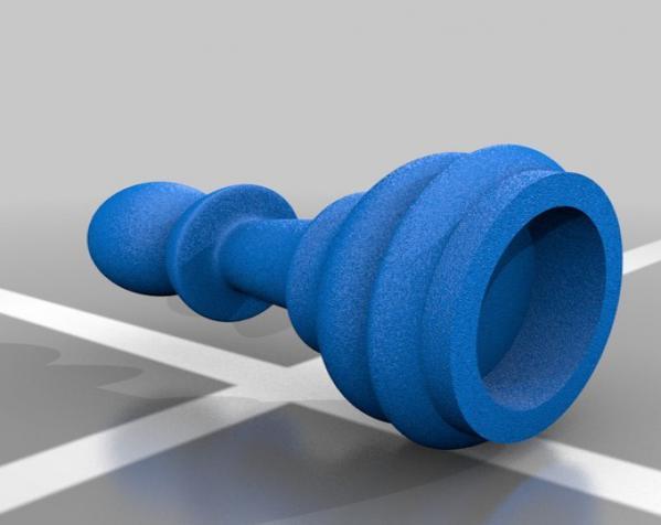 MakerLab象棋套件 3D模型  图3