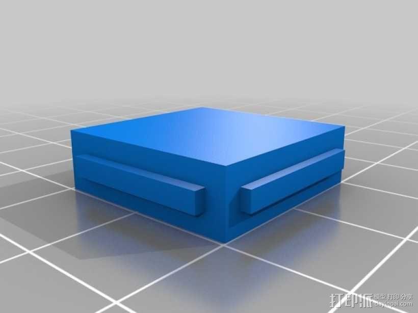 黑暗火焰象棋棋子 3D模型  图8