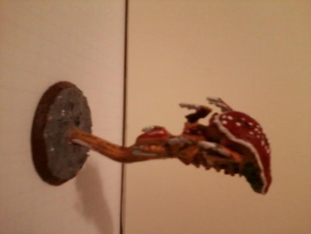 战锤40K:泰伦虫族灵化脑虫 3D模型  图3