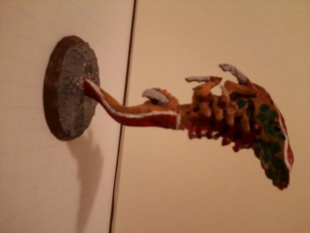 战锤40K:泰伦虫族灵化脑虫 3D模型  图5