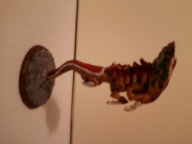 战锤40K:泰伦虫族灵化脑虫 3D模型  图4