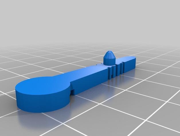 FlatMinis:弥诺陶洛斯牛头人 3D模型  图2