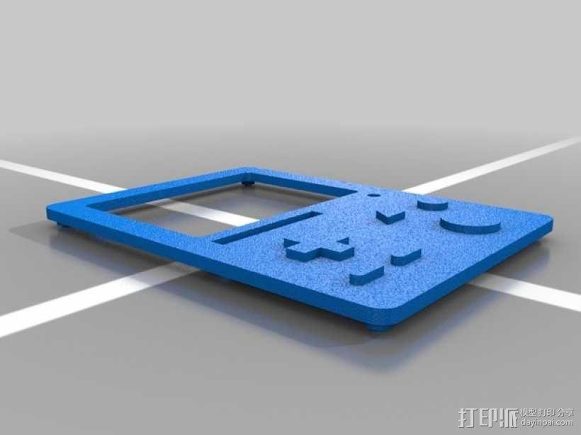 探险活宝BMO机器人模型 3D模型  图6