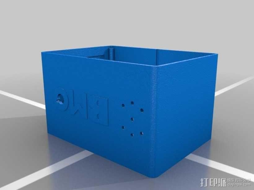 探险活宝BMO机器人模型 3D模型  图7
