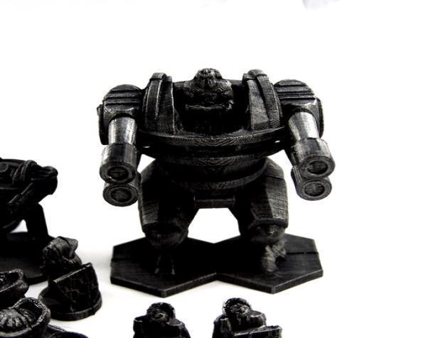 Pocket-Tactics:神圣骑士 3D模型  图2