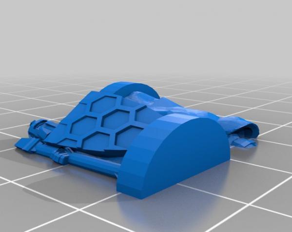 Pocket-Tactics:神圣骑士 3D模型  图5