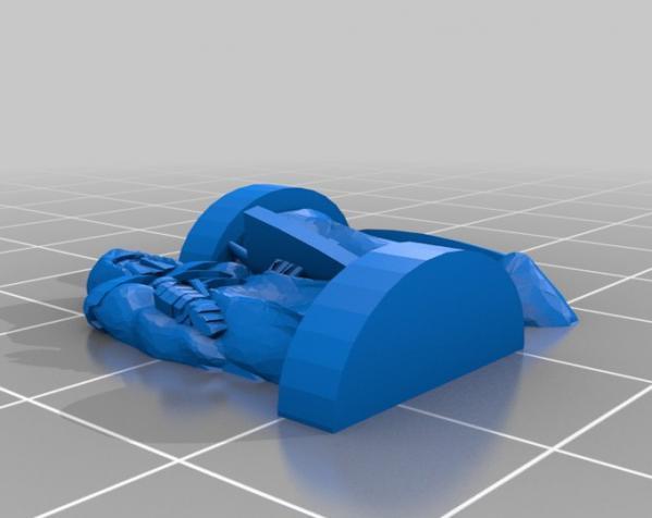 Pocket-Tactics:神圣骑士 3D模型  图4