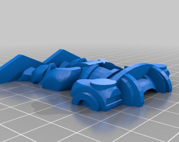Pocket-Tactics:神圣骑士 3D模型  图8