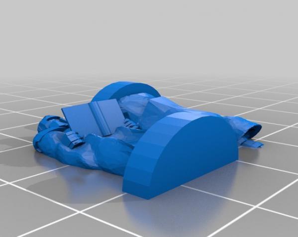 Pocket-Tactics:神圣骑士 3D模型  图9