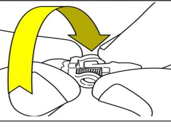 吸管做成的弹簧铰链 3D模型  图4