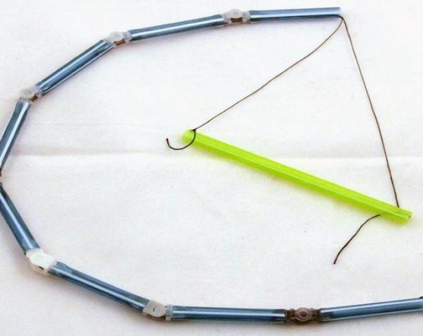 吸管做成的弹簧铰链 3D模型  图9