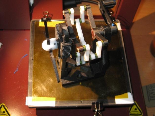 施密特偏心联轴器模型 3D模型  图5