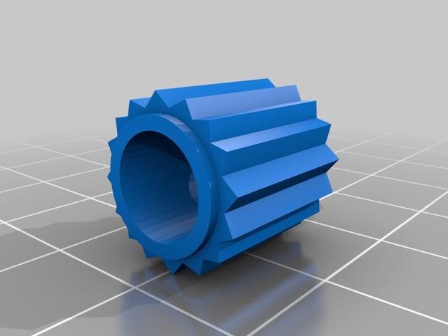 施密特偏心联轴器模型 3D模型  图7