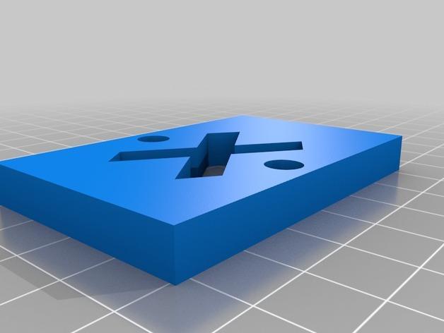 施密特偏心联轴器模型 3D模型  图10