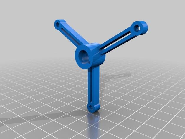 施密特偏心联轴器模型 3D模型  图14