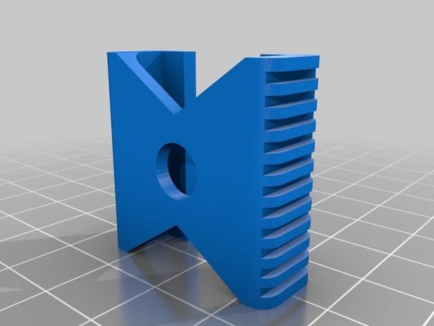 施密特偏心联轴器模型 3D模型  图13