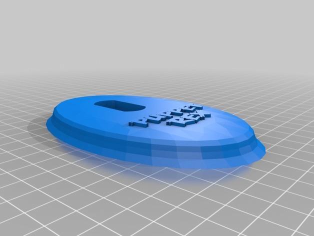 恐龙玩偶Rex模型 3D模型  图16