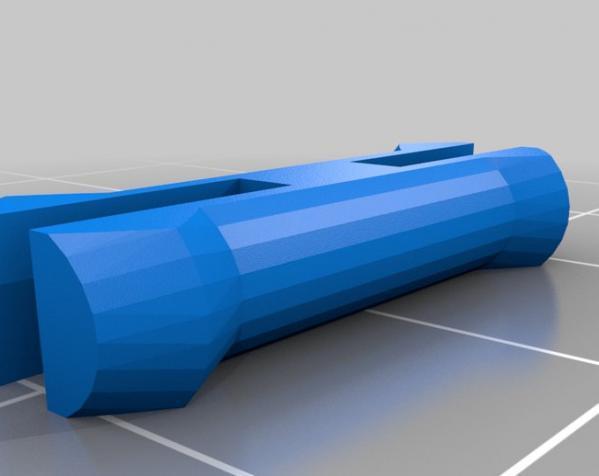 迷你十字立方体 3D模型  图2