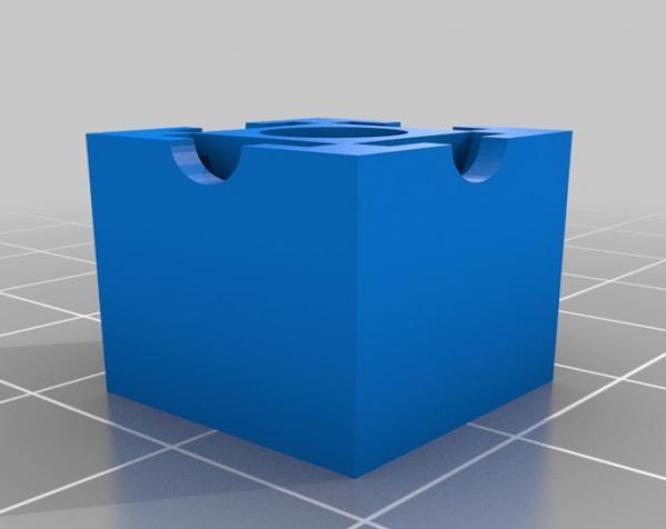 迷你十字立方体 3D模型  图3