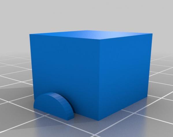 迷你十字立方体 3D模型  图4