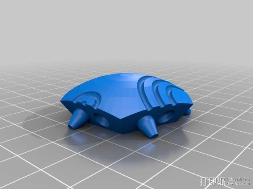 Antipuzzlea拼图 3D模型  图2