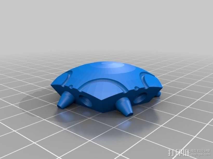 Antipuzzlea拼图 3D模型  图3