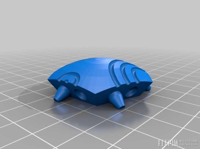 Antipuzzlea拼图 3D模型  图4