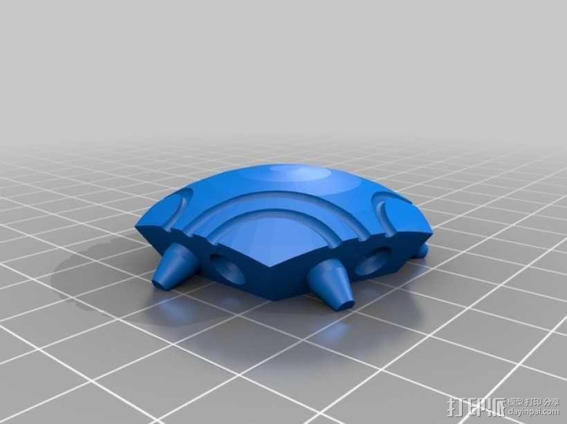 Antipuzzlea拼图 3D模型  图5