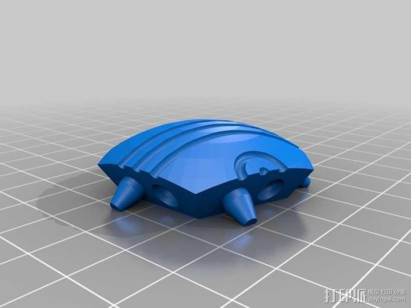 Antipuzzlea拼图 3D模型  图7