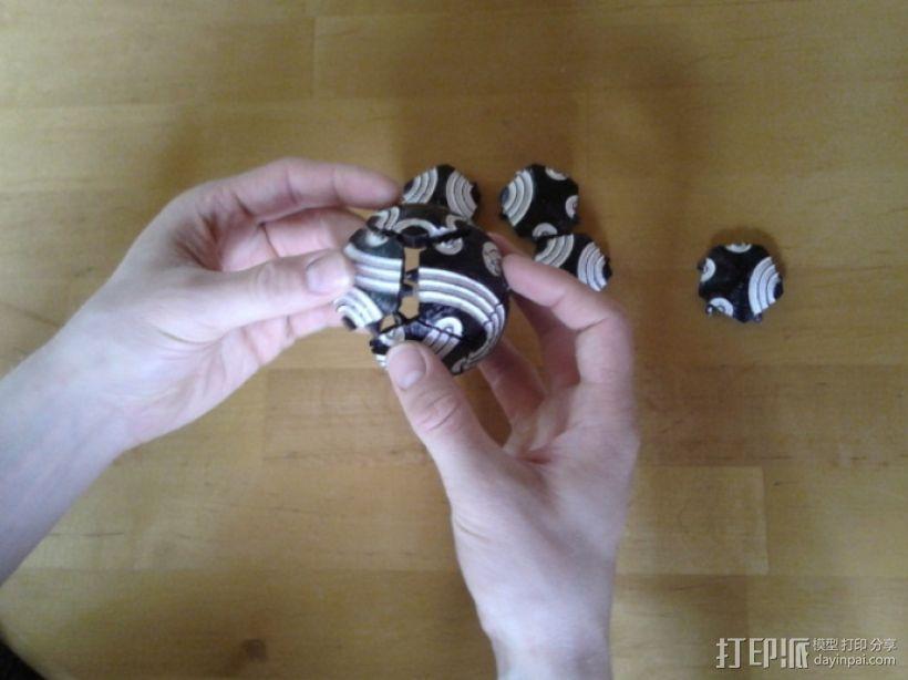 Antipuzzlea拼图 3D模型  图12