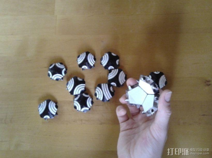 Antipuzzlea拼图 3D模型  图13