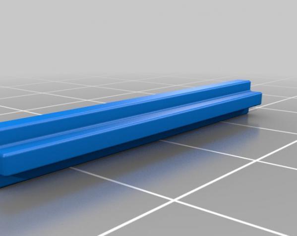 乐高轮轴模型 3D模型  图4