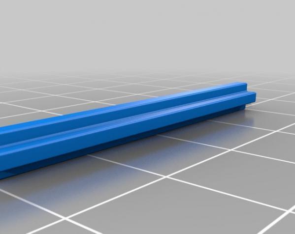 乐高轮轴模型 3D模型  图5