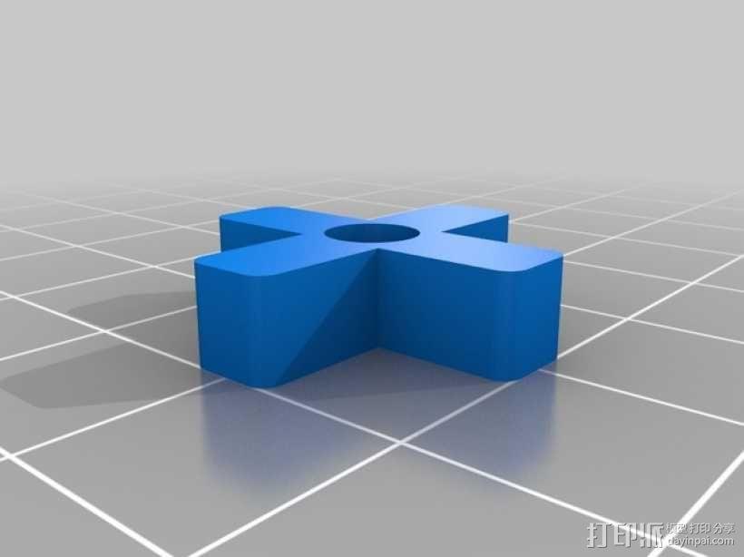 旋翼直升飞机玩具 3D模型  图7