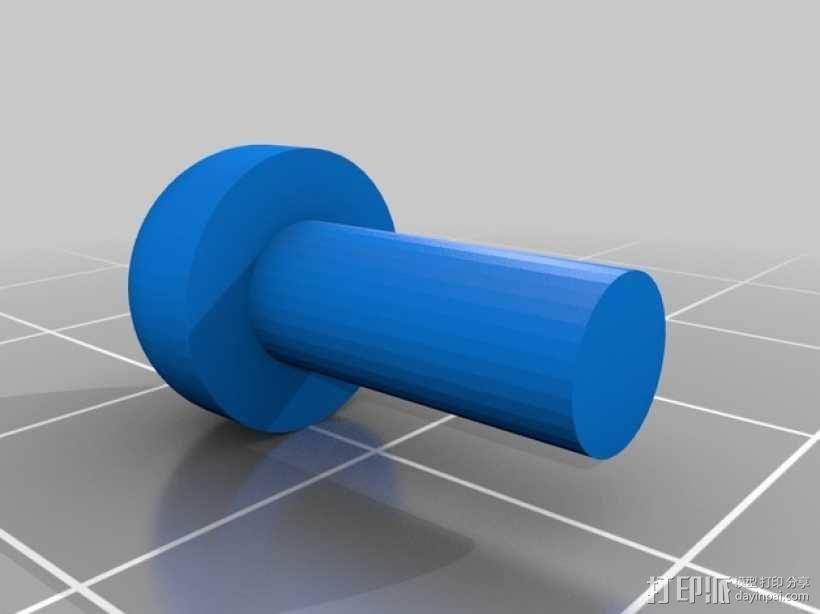 旋翼直升飞机玩具 3D模型  图10