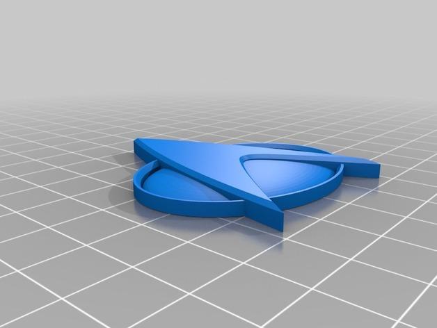 星际迷航:通信器 3D模型  图3