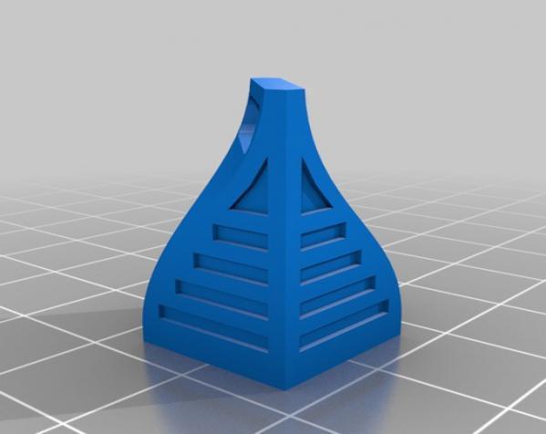 天诛:个性化建筑模型 3D模型  图3