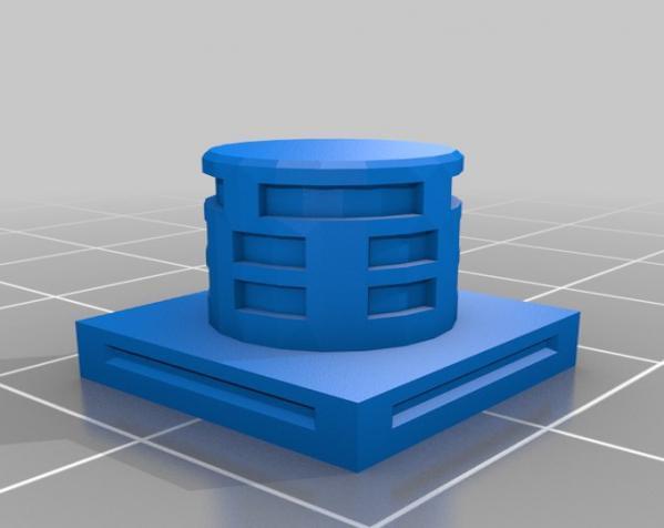 天诛:个性化建筑模型 3D模型  图6