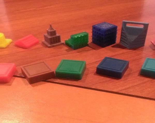 天诛:个性化建筑模型 3D模型  图9
